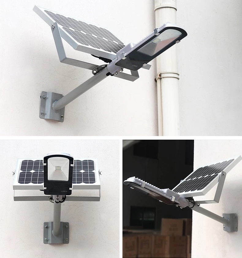 lights on or lights off?  -  solar street light design