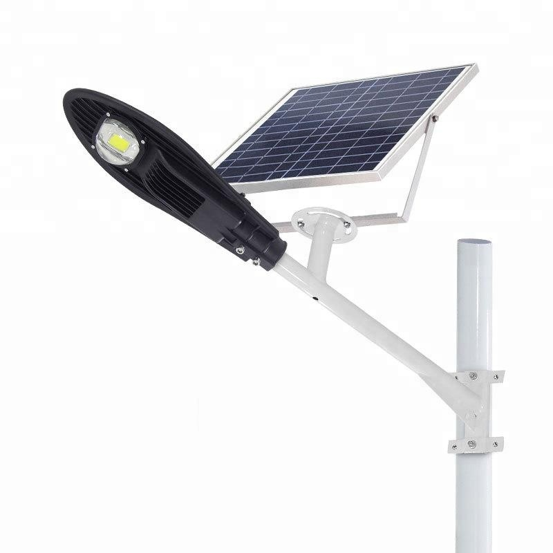 the problem with solar led lighting? it attracts dangerous insects  -  all in one solar led street light